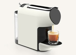 Кофе машина капсульная Xiaomi Scishare Capsule Coffee Machine White