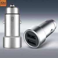 Автомобильная зарядное устройство Xiaomi Car Dual USB Charger CZCDQ01ZM
