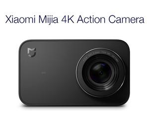 Экшн-камера Xiaomi MiJia 4K Compact Camera