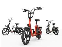 Электро велосипед X-Cape X-Bird кенгуру iK1