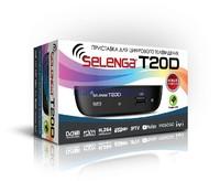 Цифровой телевизионный приемник DVB-T2 Selenga T20D