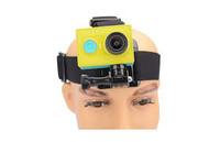 Крепление на голову для Yi aktion камеры