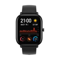 Умные фитнес часы Amazfit GTS Smart Watch Black (EU - A1914)