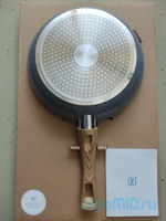 Сковорода с антипригарным покрытием Xiaomi Our Maifan Stone Frying Pan 28cm (TJQDJ28)