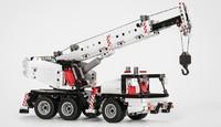 Конструктор автомобильный кран Xiaomi Mitu Building Blocks Mobile Crane MTJM03IQI