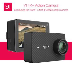 Экшн камера YI 4K Plus action camera