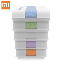 Полотенце среднее Xiaomi ZSH 340x 760мм (цвет разный)