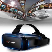 VR Очки виртуальной реальности для смартфона  VR Kodeng Black