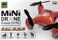 Квадракоптер мини дрон mini drone  6-Axis Giro BAO NIU