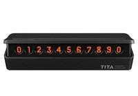 Автомобильная табличка для номера телефона Xiaomi TITA