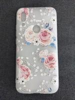 Силиконовый чехол бампер Xiaomi Redmi Note 7
