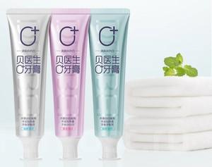 Натуральная зубная паста Xiaomi Dr. Tony Toothpaste 0+ (1шт)