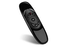 Пульт для смарт ТВ приставки на базе Android AIR Mouse С120 с клавиатурой