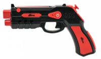 Беспроводной игровой джойстик -пистолет / Геймпад Ritmix GP-055BTH