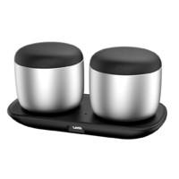 Парные беспроводные Bluetooth колонки Sardine F2 (2шт)